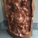 木彫り物 縁起物