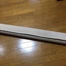 デスク下マット ベージュ 110×130cm ジャンク品 無料 ※...