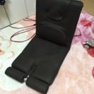 腹筋できる座椅子(ミズノ)