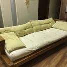 北欧風 ソファーベッド