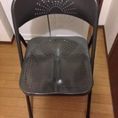 IKEA 折りたたみ椅子 4個セット