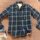ベルギーブランドのBELLEROSE(ベルローズ)ボアシャツ 14...