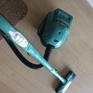 シンプルな掃除機