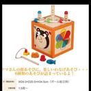 エド・インター  森のあそび箱Jr 〜6種類の遊びができるおもちゃ