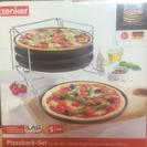 ピザ用 オーブンプレート
