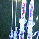 子供用スキー