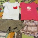 マリメッコやベビーギャップ、オールドネイビーなど子供服80㎝セット