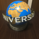 ユニバーサルスタジオジャパン 地球儀