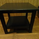 IKEAのテーブル 26日まで