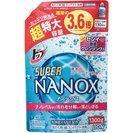 ≪洗濯洗剤詰替え用≫トップ スーパーナノックス 洗濯洗剤 液体 超...