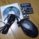 ロジクール ゲーミングマウス G500