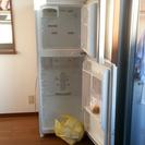 冷蔵庫、ただであげます.