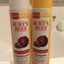 BURT'S BEES オーガニックシャンプーコンディショナー