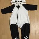 パンダのつなぎ60〜70(送料込み)