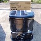 コロナSX-E2412Y-HD自然通気形開放式石油ストーブ 新品未使用