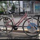★限定特価*新品・ベルト自転車・マルキン・スワンキーベルトホーム・...