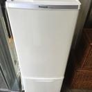A437 ☆パナソニック 2013年製 2D冷蔵庫 ホワイト