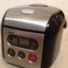 商談中】SANYO 銅釜 炊飯ジャー 3.5号炊き パンも焼けます