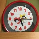 ヤン坊マー坊 壁掛け時計