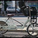 ★限定特価*新品・3人乗り対応子供乗せ自転車・ママフレツイン・20...