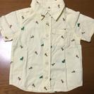 グローバルワーク 半袖シャツ Sサイズ