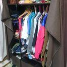 衣類収納・タンス(8月30日までに取りに来られる方限定です)