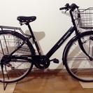 27インチ自転車(シティサイクル)...