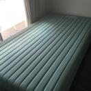 フランスベッド脚付きマットレス