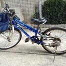 《交渉中》子ども自転車22インチ