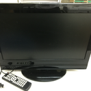 液晶デジタルハイビジョンテレビ2010年製19V