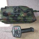 戦車のラジコン