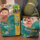 パンパース L テープ