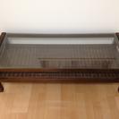 アジアン家具 ローテーブル さらに値下げしました