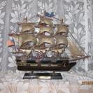 交渉中 置物 帆船