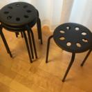 【終了】椅子 4脚セット