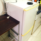 2ドア冷蔵庫 2011年製 Panasonic 板橋