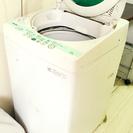 洗濯機 2011年 板橋区 東芝5.0kg