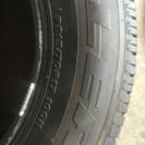 タイヤ 2本 新品  再出品です。