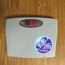 体重計  動作保証 中古品