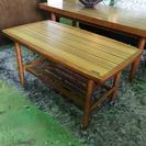 オールド カリモク コーヒーテーブル