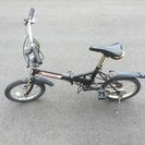 非売品TOYOTA社名入り自転車