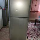 2ドア120L冷蔵庫