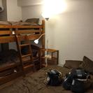 ベッドとソファーのセット1万5千円!バラ売り可!