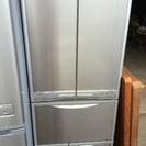 465L大型冷蔵庫/6枚扉