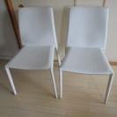 政治家の選挙事務所で使用していた椅子