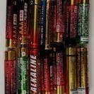使用済 単4電池 20~30本
