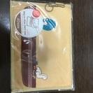 新品!カードケース(黄)