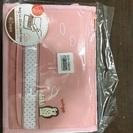 新品!カードケース(ピンク)