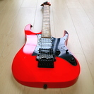 Ibanez RG550 RF Road Flare Red
