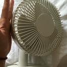 無印良品で購入 扇風機
